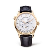 Jaeger-LeCoultre Master Geographic Ouro vermelho 39mm
