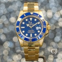 Rolex Submariner Date 116618LB 2010 pre-owned