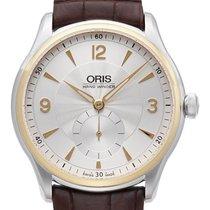 Oris 40mm Manual winding 01 396 7580 4351-07 5 21 05 new