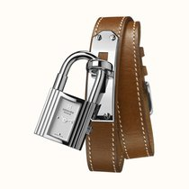 Hermès Steel 20mm Quartz W023673WW00 pre-owned