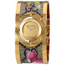 Gucci Twirl Сталь 23.50mm Золотой Без цифр