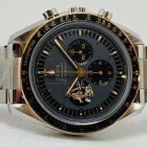 Omega Speedmaster Professional Moonwatch nuevo 2019 Cuerda manual Reloj con estuche y documentos originales 310.20.42.50.01.001