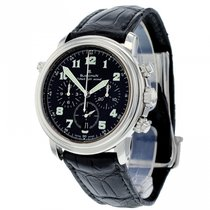 Blancpain Léman Fly-Back Steel 40mm Black Arabic numerals United States of America, Florida, Sunny Isles Beach