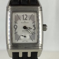 Jaeger-LeCoultre 296.8.74 Steel 2010 Reverso Duetto 25mm pre-owned