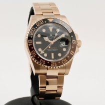 Rolex 126715CHNR Pозовое золото 2020 GMT-Master II 40mm новые