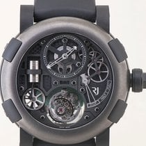 Romain Jerome Steel 50mm Manual winding Titanic-DNA pre-owned