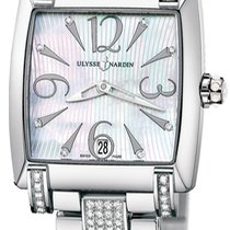 Ulysse Nardin Caprice Steel 34mm Mother of pearl United States of America, New York, Brooklyn