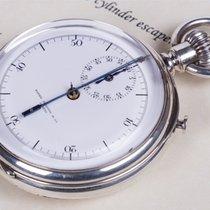 Patek Philippe Argent Remontage manuel occasion Chronograph