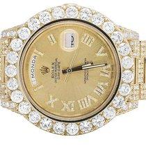 Rolex Day-Date 40 44mm Gold Roman numerals
