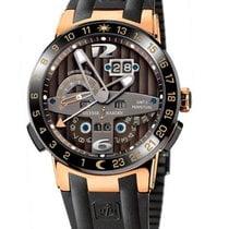 Ulysse Nardin Functional Perpetual Calendars El Toro GMT ± 322-00