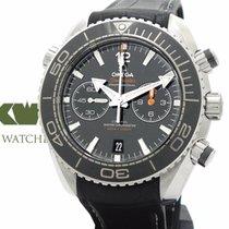 Omega Seamaster Planet Ocean Chronograph ungetragen
