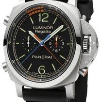 Panerai Luminor 1950 Regatta Chrono Flyback Titanio Watch...