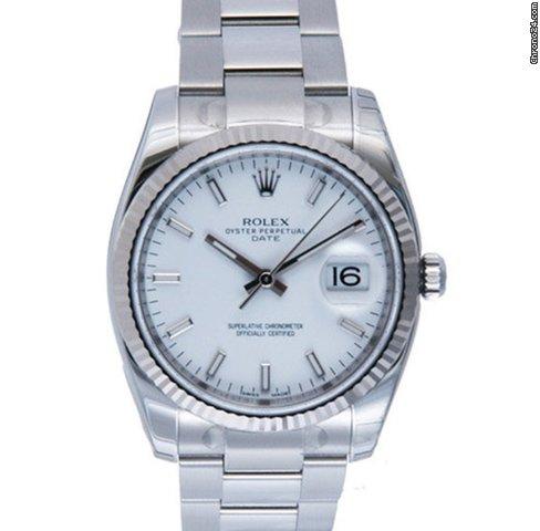 6c00a96e474 Prezzo degli orologi Rolex Oyster Perpetual Date su Chrono24