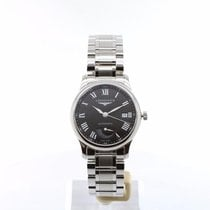 Longines L2.708.4.51.6 Steel Master Collection new