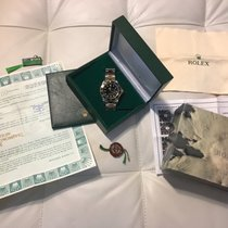 Rolex Submariner Date 16803 W/Box&Paper