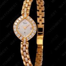 萧邦 黃金 石英 rhombus lady's watch chopard 二手 臺灣, Kaohsiung