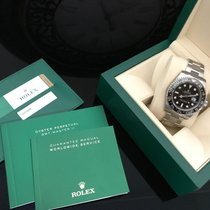 Rolex GMT Master II 116710LN - full set - black dial
