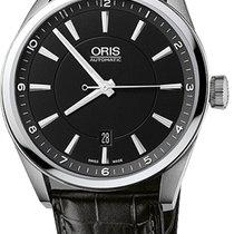 Oris Artix Date Steel 42mm Black United States of America, New York, Airmont