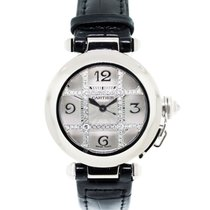 Cartier Pasha White gold 32mm Silver United States of America, Florida, Boca Raton