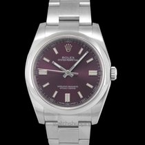 Rolex Oyster Perpetual 36 Steel 36mm Purple United States of America, California, San Mateo