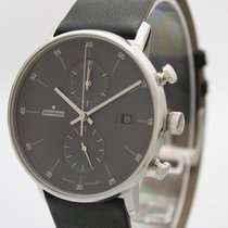 Junghans Steel Quartz 40mm new FORM C