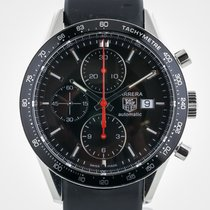 TAG Heuer Carrera Calibre 16, CV2014, Stainless Steel, Chrono,