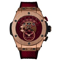Hublot Big Bang Unico Vino Rose Gold Limited Edition Kobe Bryant