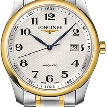 Longines Master Collection Gold/Steel 40mm Silver United States of America, New York, Airmont