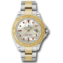Rolex Yacht-Master 40 Steel 40mm Mother of pearl