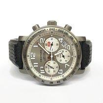 Chopard Mille Miglia Titan 40mm Silber Arabisch
