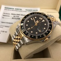 Rolex GMT-Master II Jubilee 16713