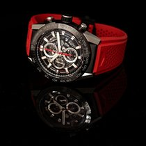 TAG Heuer CAR2A1Z.FT6050 Steel Carrera Calibre HEUER 01 new United States of America, California, San Mateo
