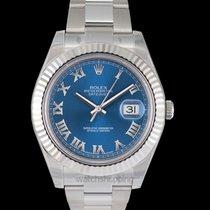 Rolex Datejust II nuevo Reloj con estuche y documentos originales 116334