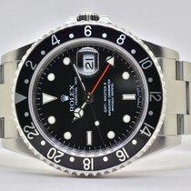 Rolex 16710 Staal 2007 GMT-Master II 40mm tweedehands