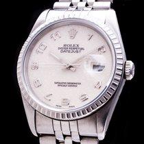 Rolex Datejust (Submodel) tweedehands 36mm Goud/Staal