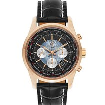 Breitling RB0510U4/BB63 Rose gold Transocean Chronograph Unitime 46mm new United States of America, New York, New York