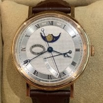 Breguet Rose gold 39mm Automatic 7787BR/12 pre-owned