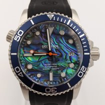 Deep Blue 40mm Automatic DIVER40BIGABALO new
