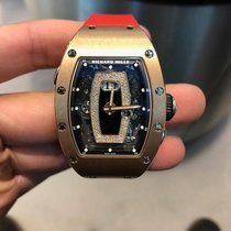 Richard Mille Women's watch RM 037 Automatic new Watch with original box and original papers 2019