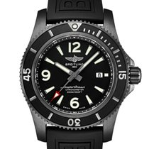 Breitling Superocean new 2020 Automatic Watch with original box and original papers M17368B71B1S1