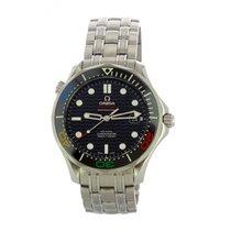 Omega Seamaster Diver 300 M Steel 41mm