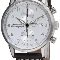 Zeno-Watch Basel 6069BVD-e2 Nuevo Acero 42mm Automático