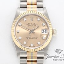 Rolex Gold/Steel 31mm Automatic Datejust pre-owned