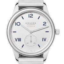 NOMOS Club Campus Neomatik new 2019 Automatic Watch with original box and original papers 766