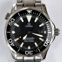 Omega Seamaster Steel 36mm Black No numerals South Africa, Randburg