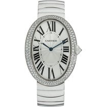 Cartier White gold 44mm Manual winding WB520010 new