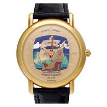 Ulysse Nardin Yellow gold 37mm Automatic 131-77-9 pre-owned United States of America, Florida, Surfside