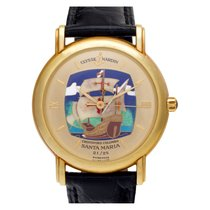 Ulysse Nardin 131-77-9 Yellow gold 1992 San Marco 37mm pre-owned United States of America, Florida, Surfside