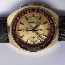 Omega Speedmaster Mark II Yellow gold 40mm Yellow No numerals