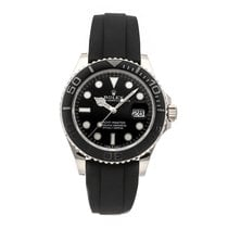 Rolex Yacht-Master 42 Steel 42mm Black No numerals United States of America, New York, New York